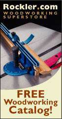 Rockler.com Woodworking Catalog