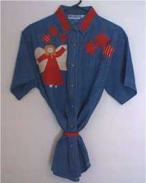 Free Sewing Projects - Arrow Applique Pattern