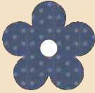Flower Pattern para clipart