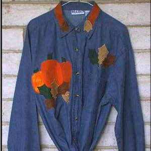 Fall Applique Pattern