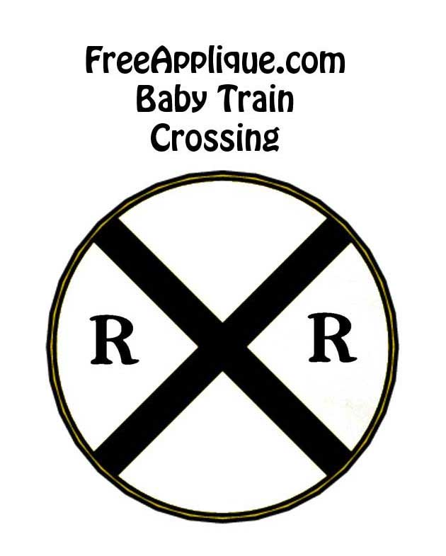 RR Crossing Pattern