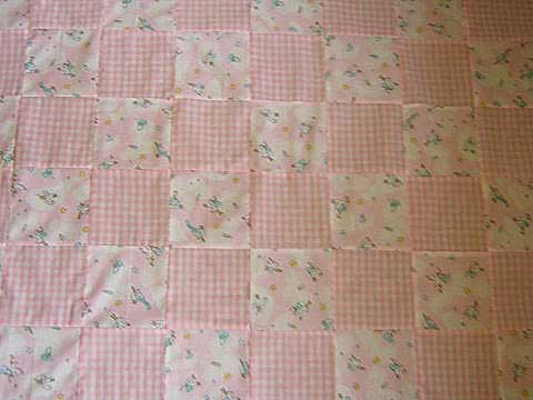 Free Baby Quilt Pattern Freeapplique