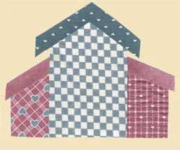 Bird House Pattern