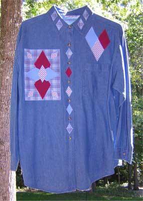 Applique T-shirts, Shirts and Custom Applique Clothing