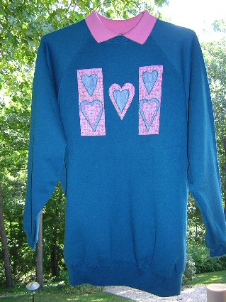 Have a Heart Applique Pattern