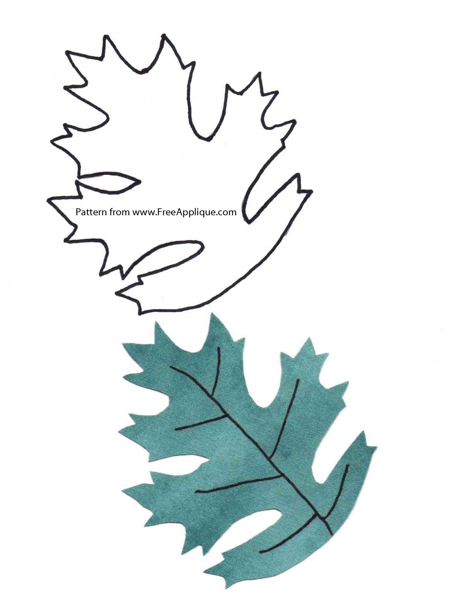 leaf pattern clipart - photo #37