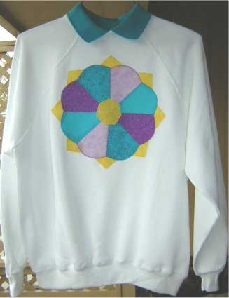 FREE Designer Pinwheels Patchwork Quilt Pattern