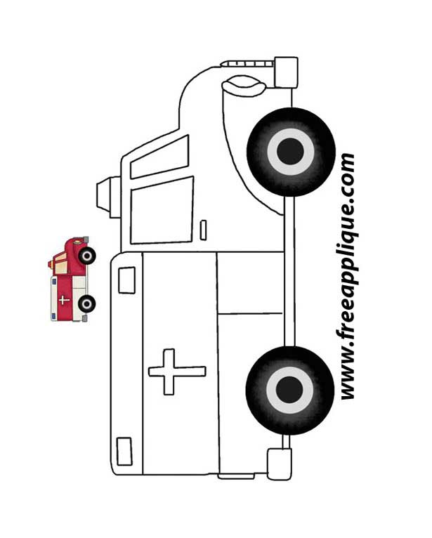 Ambulance Pattern