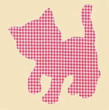 14 Cat Patterns Free Applique Patterns