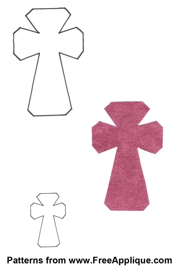 image about Printable Cross Pattern identified as Cross Behavior - Cross Designs