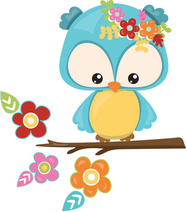 Cute Bird Applique Pattern - Sewing Pattern, Quilt Template