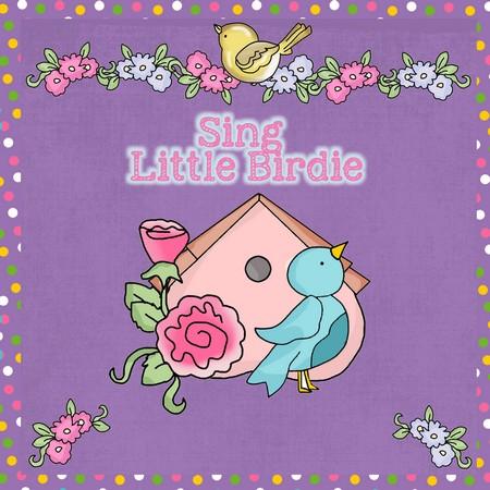 """Sing Little Birdie"" is a Free Appliqué Pattern from Free Appliqué Patterns"
